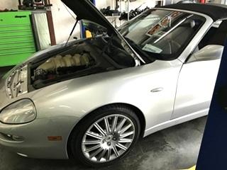 Maserati Repair Knoxville Tn